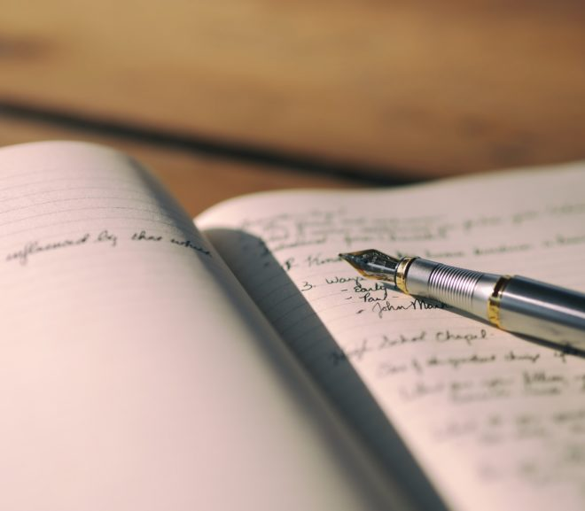 5 Benefits of Journaling: Curation